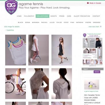 AGame Tennis