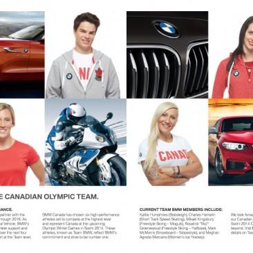 BMW Motorrad Brochure Canada – 2014