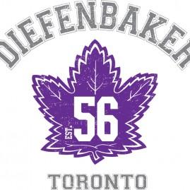 Diefenbaker Team Logo