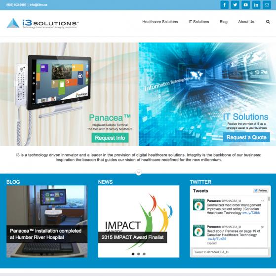 i3 Solutions Inc