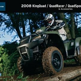 Suzuki ATV Brochure