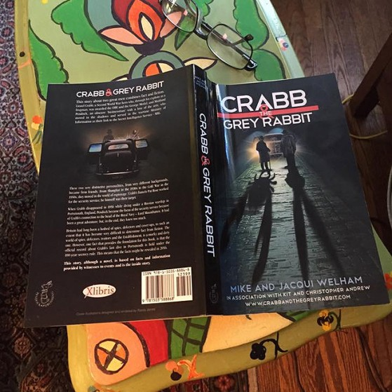 Crabb and the Grey Rabbit