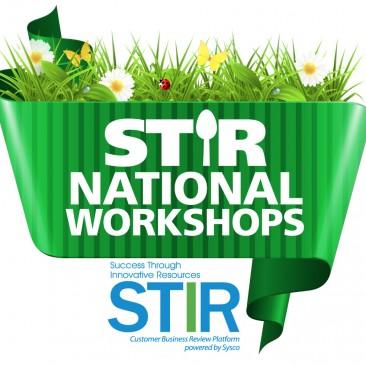 STIR Seasonal Logo